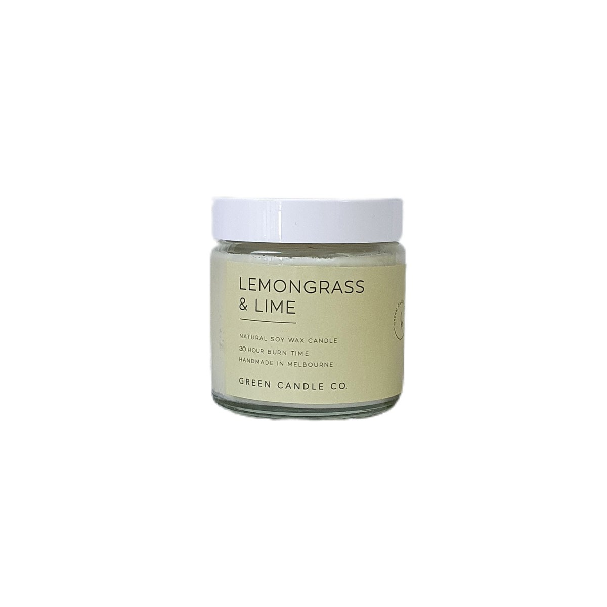Image of LEMONGRASS & LIME Candle / Small