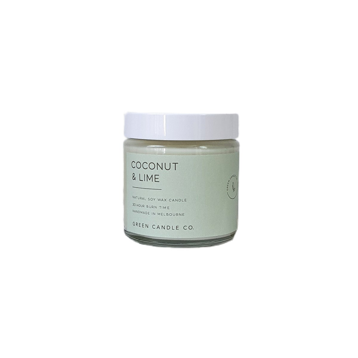 Image of COCONUT & LIME Candle / Small