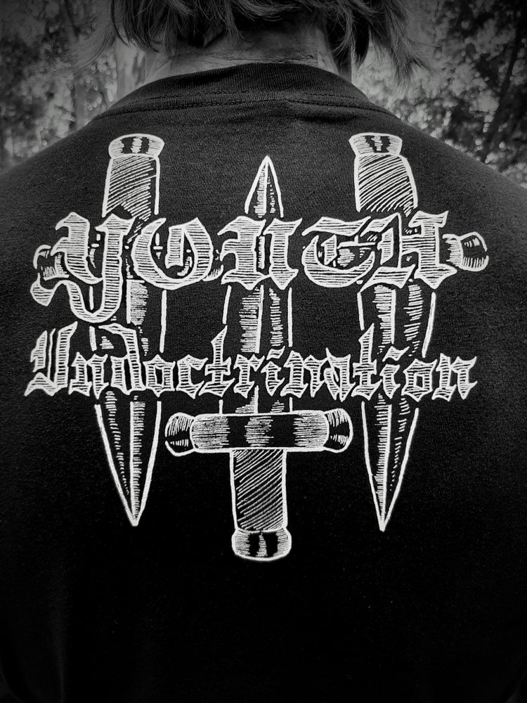 Image of YOUTH INDOCTRINATION: DEATH AS IT IS  T-shirt