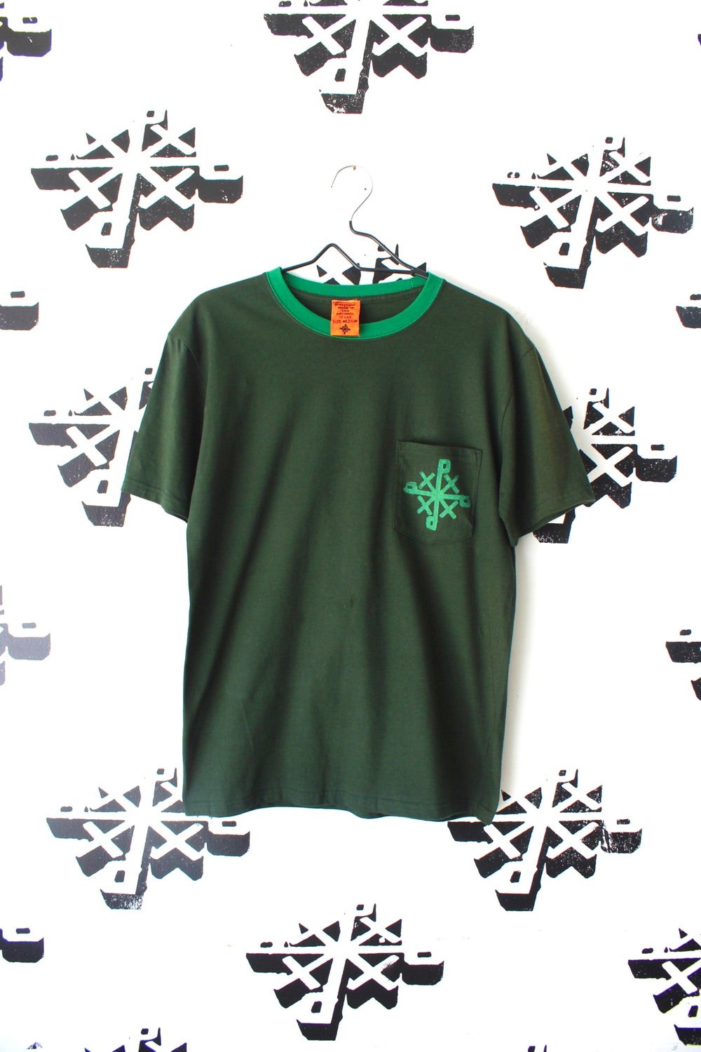 legalize it tee in green