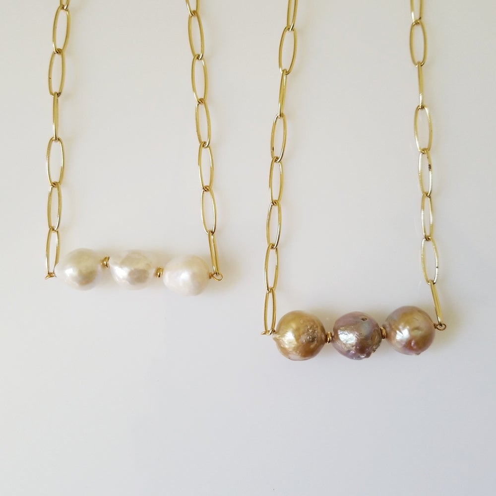 Image of Pearls + Paperclips