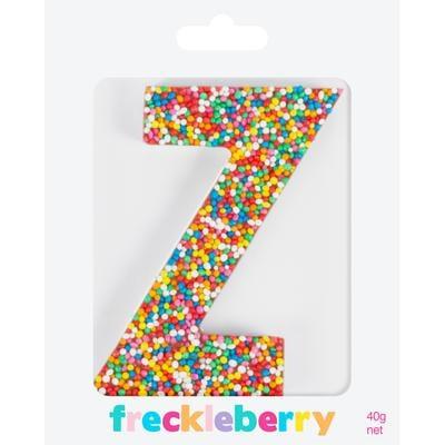 Image of Z Freckle Letter