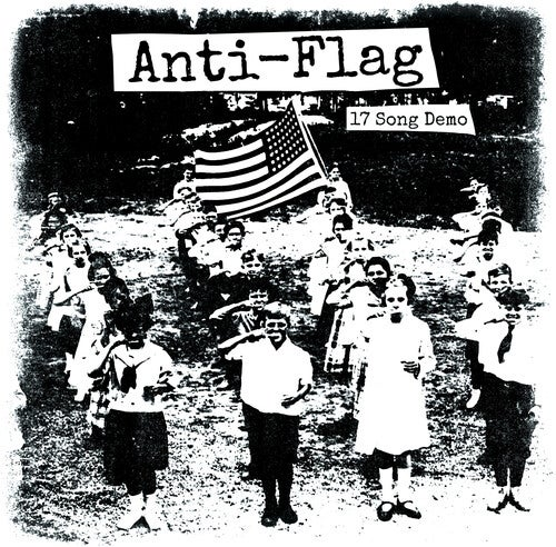 Image of *NEW* Anti-Flag - 17 Song Demo LP