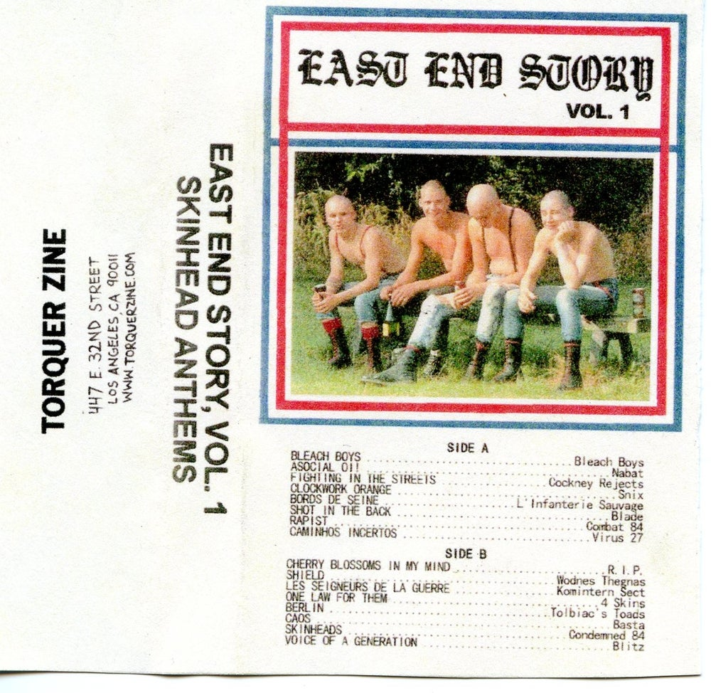 Image of EAST END STORY VOL. 1 AND 2 CASSETTE PACK