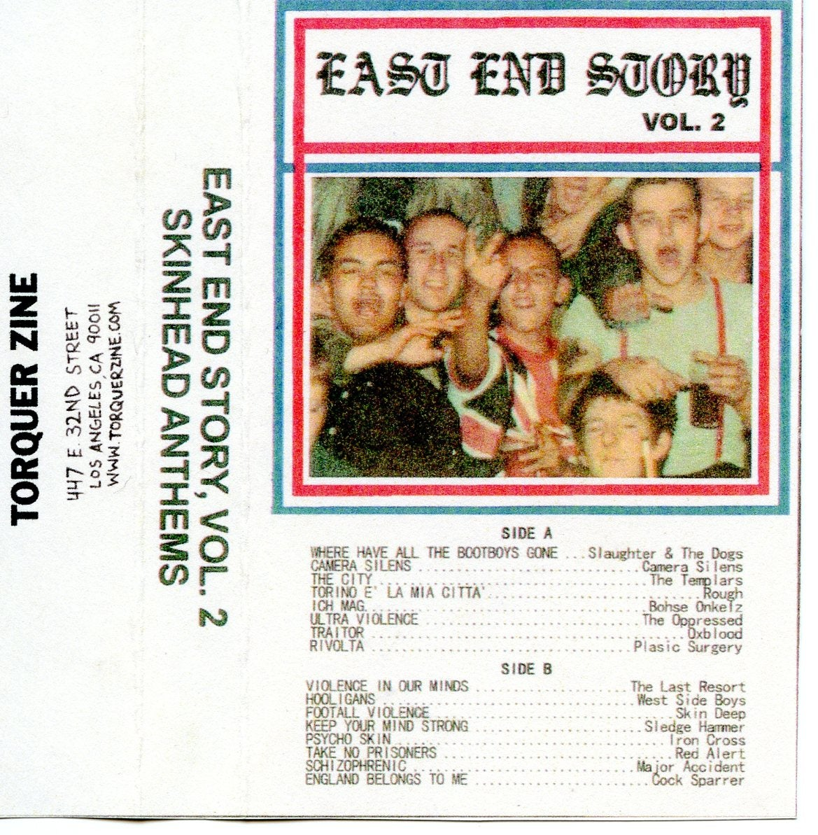 Image of EAST END STORY VOL. 2