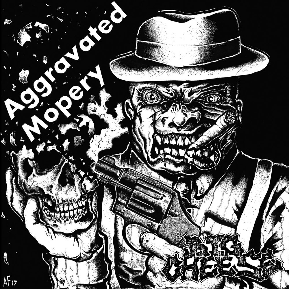 """Big Cheese - Aggravated Mopery 7"""""""