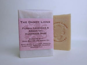 Image of Lavender Soap Collection