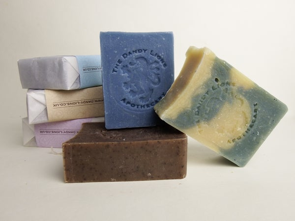 Image of Oriental Soap Collection