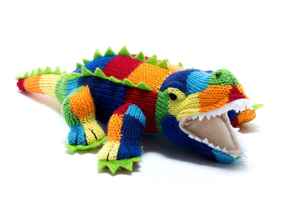 Image of Crocodile Rattle