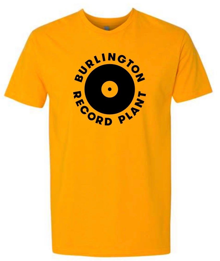Image of The New Gold Record Plant T-Shirt!