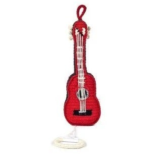 Image of Anne-Claire Crochet Rattle and Music Boxes (2 styles)