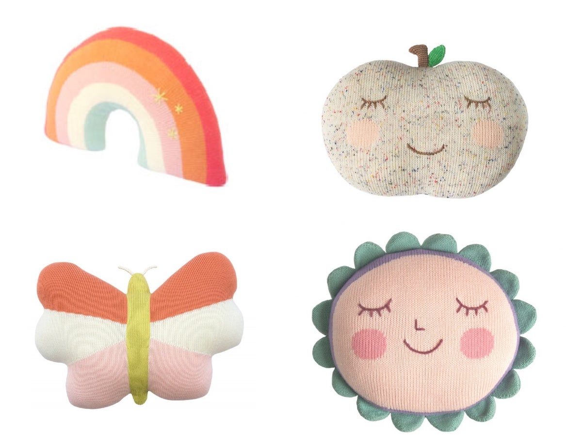 Image of Adorable Pillows (4 Styles!)