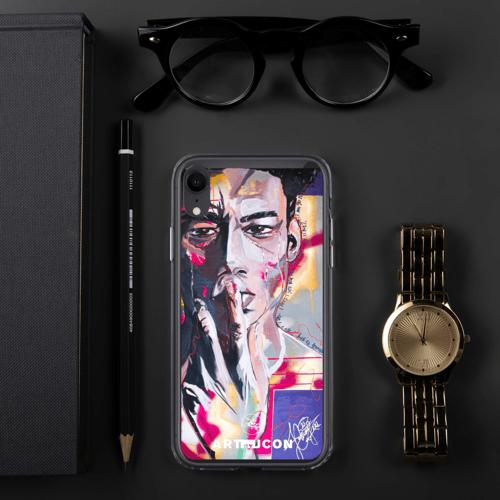 "Image of ""Detriment"" Iphone Case"