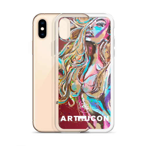 """Image of """"Drippin"""" Iphone case"""