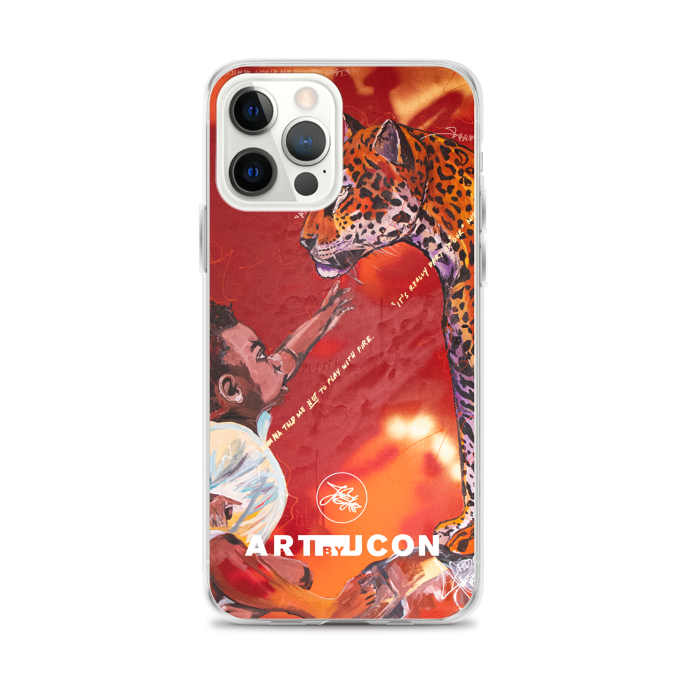 """Image of """"Aspirations"""" Iphone case"""