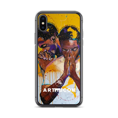 """Image of """"Lost in Compliance"""" Iphone case"""