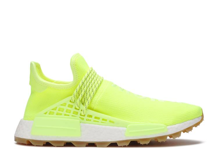 Image of PHARRELL X NMD HUMAN RACE TRAIL PRD 'KNOW SOUL'
