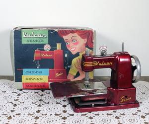 Image of Vulcan Senior Children's Sewing Machine