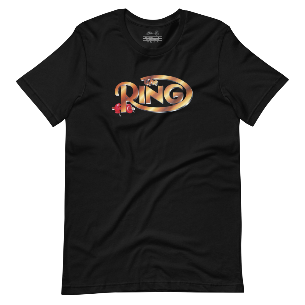 The Ring '90s Logo T-Shirt LE
