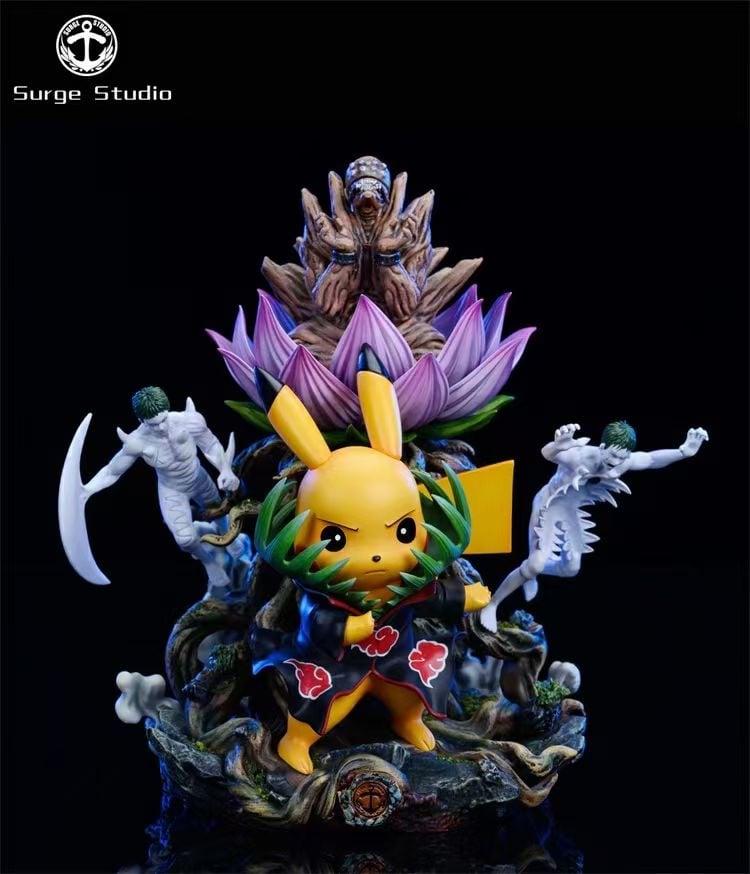 Image of [Pre-Order]Surge Studio Pikachu Cross Zetsu Resin Statue
