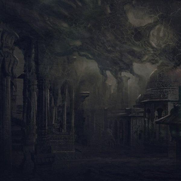 Image of ARISTARCHOS s/t LP