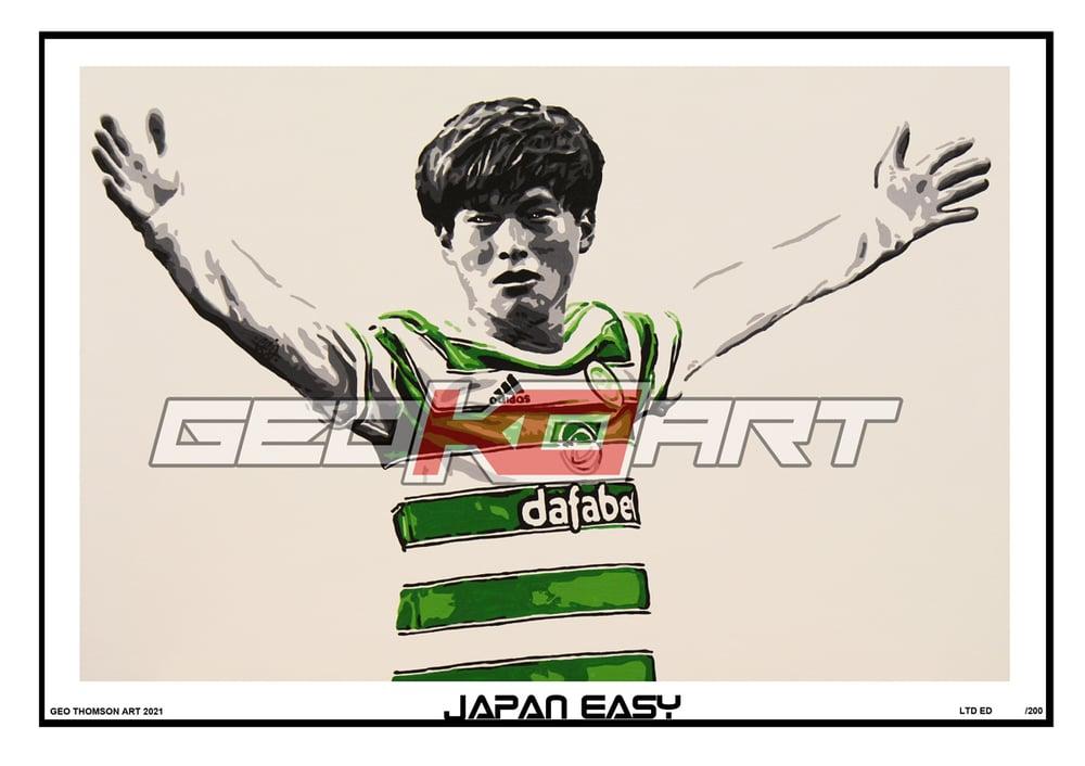 Image of KYOGO FURUHASHI CELTIC - JAPAN EASY