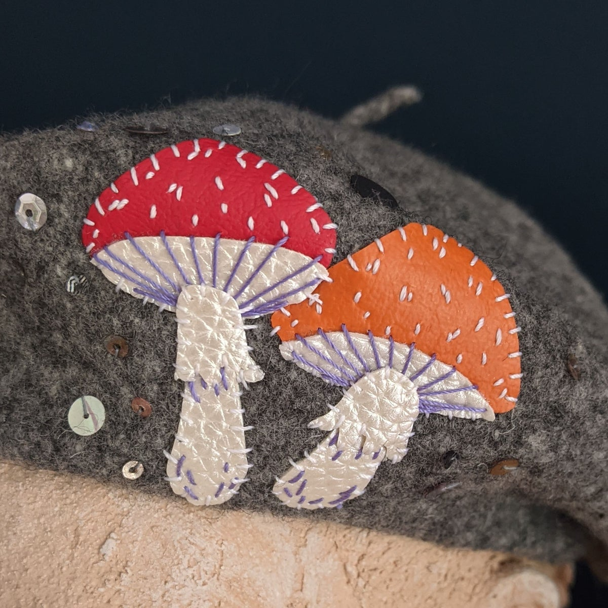 Image of Toadstool Beret - Small