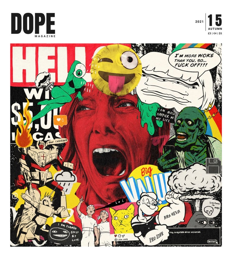 Image of DOPE 15