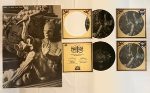 Image of Marduk - Totentanz picture disc