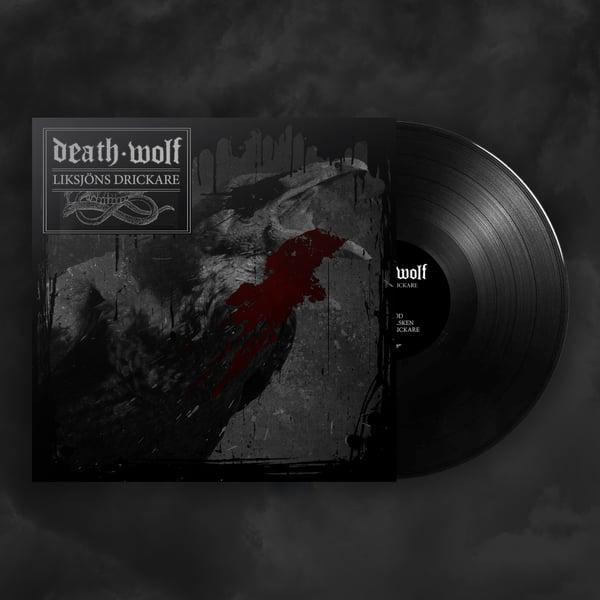 "Image of Death Wolf - Liksjöns Drickare 12"" Maxi Single"