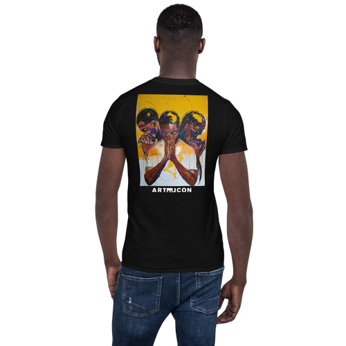 """Image of ABJ """"Lost in Compliance"""" Classic Tee"""