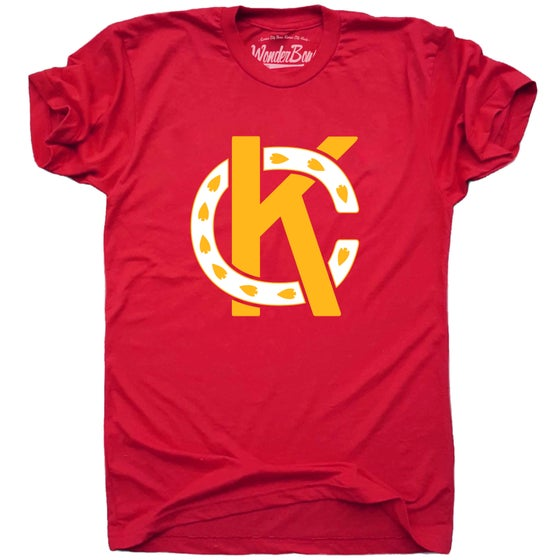 Image of KC Red/Gold