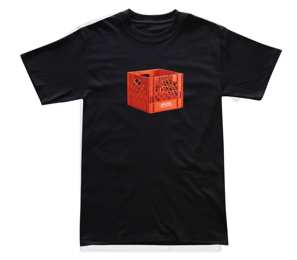 Image of Crate Tee black