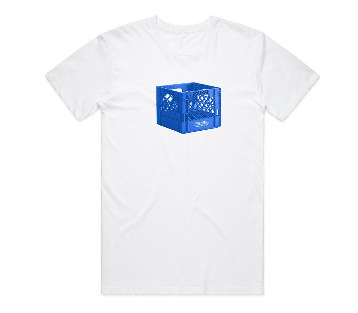 Image of Crate Tee white