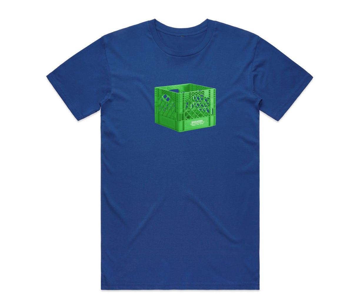 Image of Crate Tee Royal