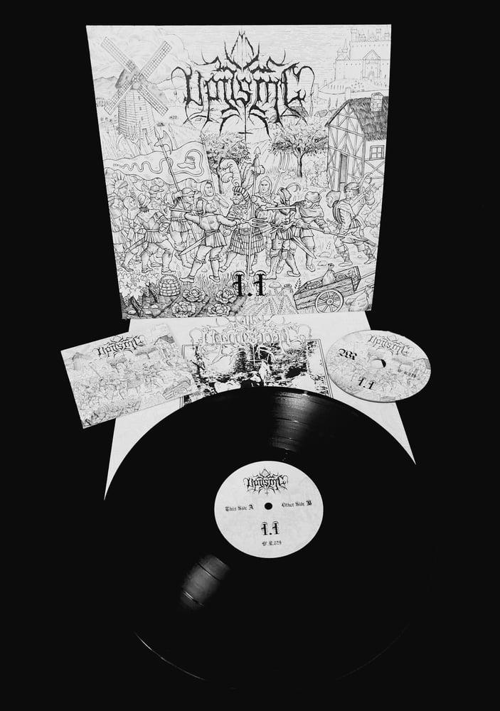 Image of UPRISING - I.I (LP+CD)