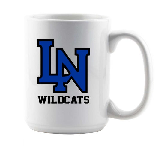 Image of New LN Wildcat 15 0z Coffee mug