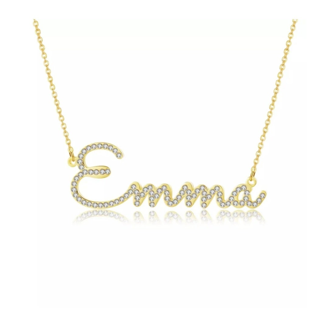 Image of PERSONLISED NECKLACE-EMMA