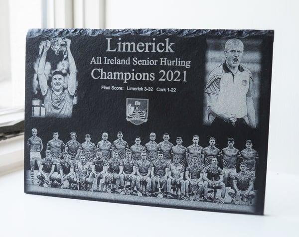 Image of Limerick All Ireland Hurling Champions 2021