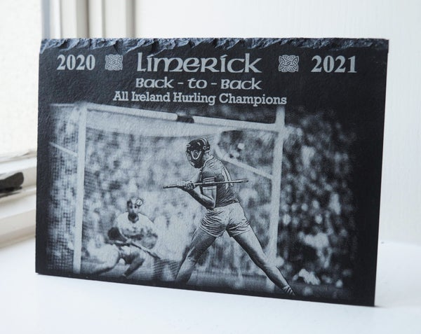 Image of Limerick Back-To-Back Champions 2020/2021