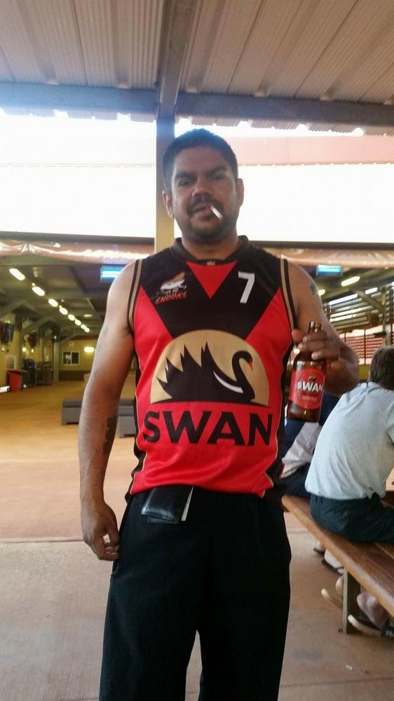 Image of BC Swan Footy Jumper