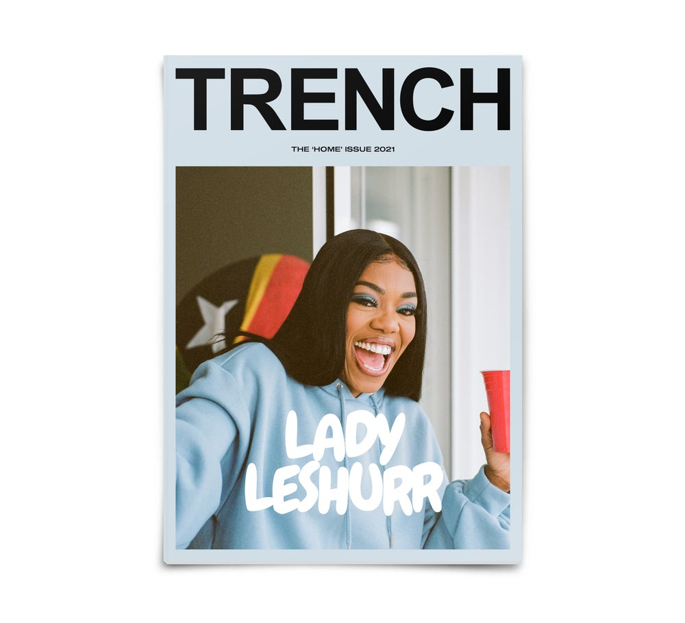 Image of LADY LESHURR  |  TRENCH