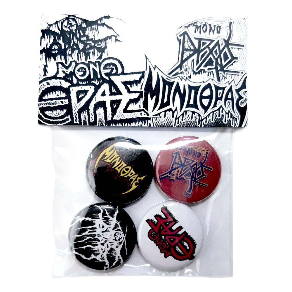 Image of Death/Ozzy/Darkthrone/Benediction tribute - κονκαρδοσέτ