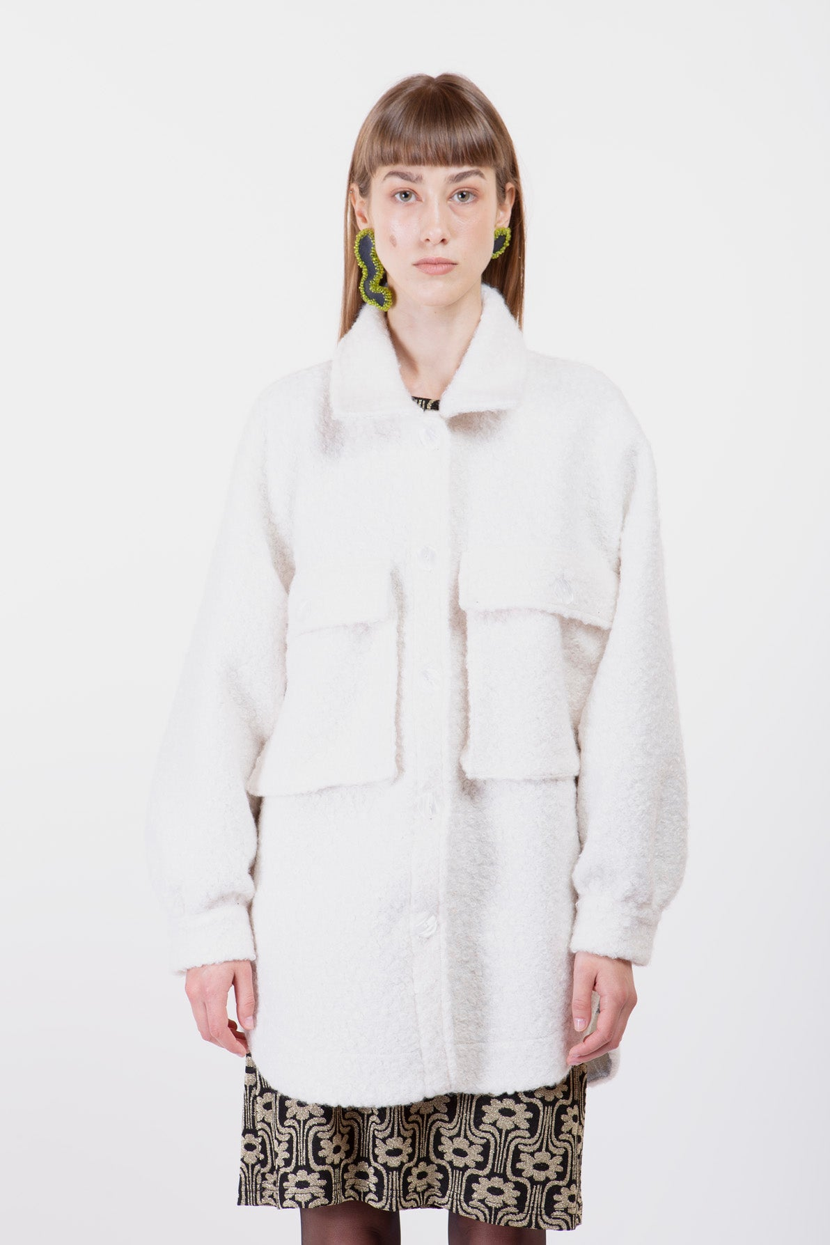 Image of CAPPOTTO COLETTE PANNA
