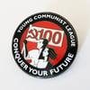 YCL100 - Enamel Pin Badge