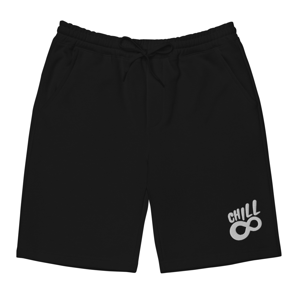 Image of Tilted Chill Fleece Shorts