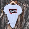 Huntley Project Tee -White