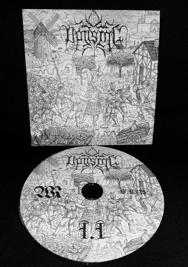 Image of UPRISING - I.I (CD)