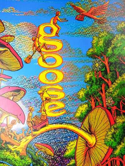 Image of Goose - Fred Fest 2021 - Fizzy Fizz HoloFoil