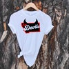 Red Devils Tee -White